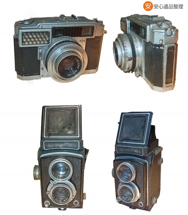 骨董品カメラ