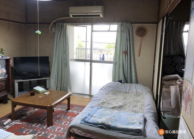 一人暮らしの部屋の写真
