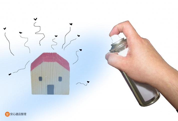 家まるごと殺虫のイメージ