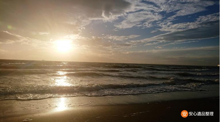 海・海洋散骨のイメージ
