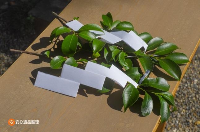 神道の玉串